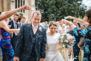 Customer Photos | Biodegradable Wedding Confetti.