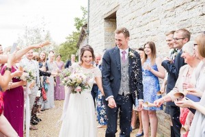 Biodegradable Wedding Confetti Moment