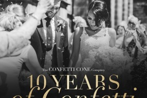 10 Years Of The Confetti Cone Company