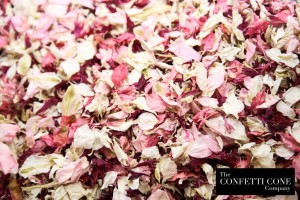 Why choose biodegradable wedding confetti?