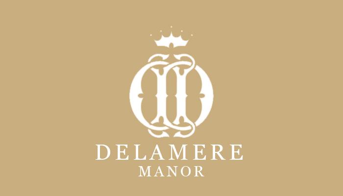 Delamere manor logo