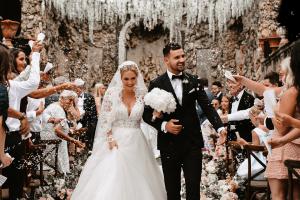 Alex and Bailey Wright Wedding