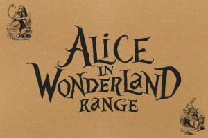 Alice In Wonderland Range | Biodegradable Confetti Petals