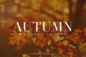 Autumn Wedding Season