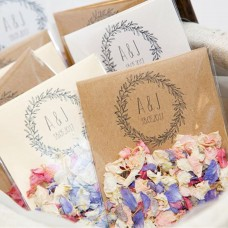 Boho Confetti Envelopes