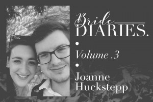 Bride Diaries - Vol 3. - Joanne Huckstepp