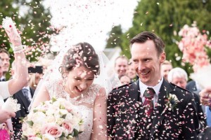 Creating The Perfect Confetti Moment