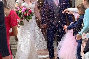 Wedding Confetti Moment Ideas