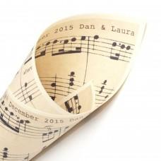 Love Notes Confetti Cones