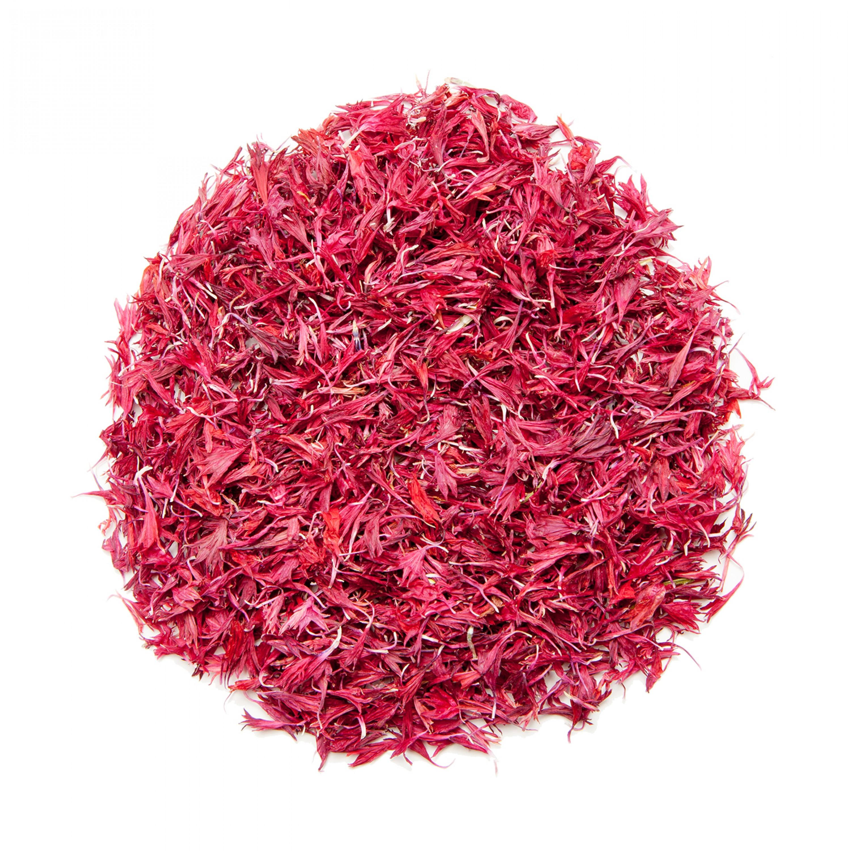 Mulberry Cornflower Petals
