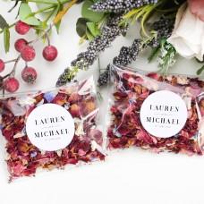 Prestige Style Wildflower Confetti Envelopes