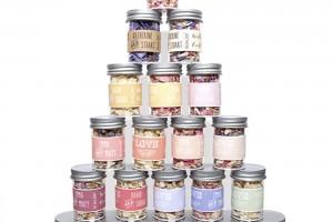 Wedding Confetti Jars