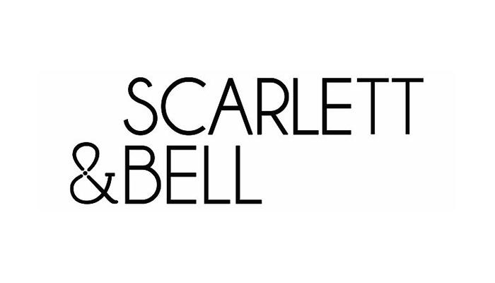 Scarlett and bell wedding