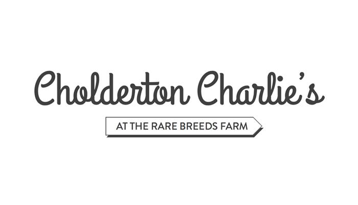 Cholderton Charlie Farm Logo