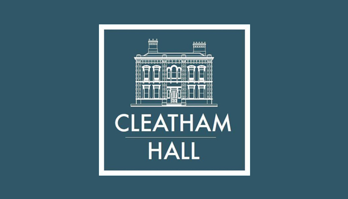 Cleatham Hall Wedding Confetti