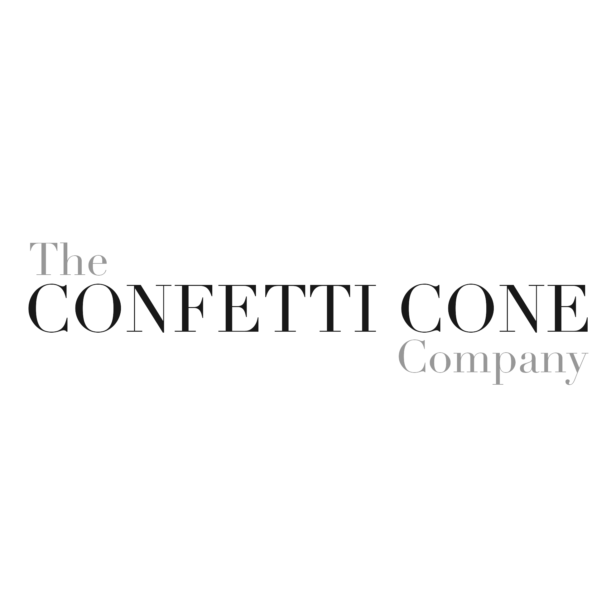 The Confetti Cone Company